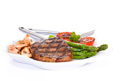 Eye of Round Steak Royalty Free Stock Photo