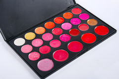 Eye shadow. Have a variety of colors Royalty Free Stock Photos