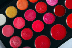 Eye shadow. Have a variety of colors Royalty Free Stock Image