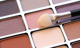 Eye Shadow Royalty Free Stock Photo
