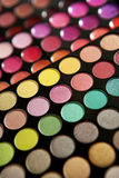 Eye shadow cosmetics Stock Photos