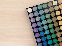 Eye shadow Royalty Free Stock Photography
