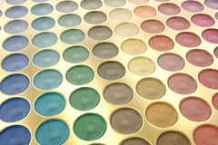 Eye shadow Royalty Free Stock Image