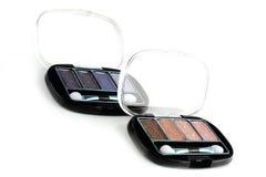 Eye shadow kit Stock Images