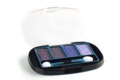 Eye shadow kit Stock Image