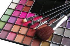 Free Eye Shadow Kit Royalty Free Stock Photos - 11245118
