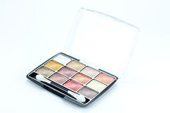 Free Eye Shadow Kit Royalty Free Stock Images - 17756729
