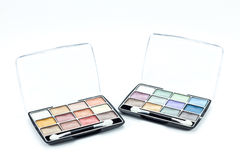 Free Eye Shadow Kit Royalty Free Stock Photo - 17758185