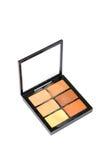 Eye shadow makeup colours Stock Photography