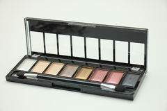 Eye shadow palette Stock Photos