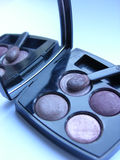 Eye shadow set. Eye shadow Royalty Free Stock Image