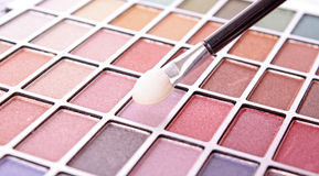 eye shadows stock image