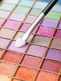 Eye shadows Stock Images