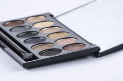 Eye shadows Stock Photos