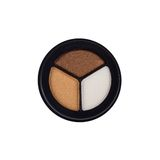 Eye shadows Royalty Free Stock Photography