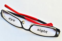 Eye-sight Stock Image