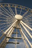 Eye in the Sky - Manchester. Eye in the sky, a tourist attraction in Manchester City Centre royalty free stock photos