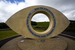 The eye in south shields Royalty Free Stock Photography