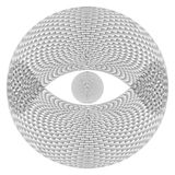 Eye Sphere Royalty Free Stock Photo