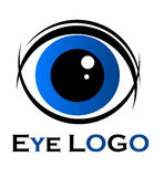 Eye symbol Stock Photos