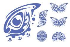 Eye symbol Royalty Free Stock Photo