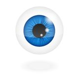 Eye. Vector illustration Royalty Free Stock Photos
