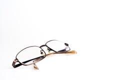 Eye vidros Imagem de Stock Royalty Free