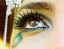 Eye Woman Stock Photo