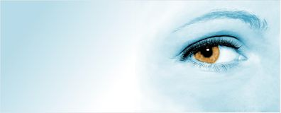 Eye, Woman, Face, Pupil Royalty Free Stock Photos