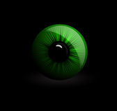 Eyeball Royalty Free Stock Photo