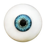 Eyeball. A digital generated illustration of a eyeball stock illustration