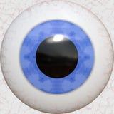 Eyeball Texture Stock Photography