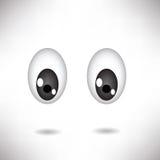 Eyeballs Royalty Free Stock Photography