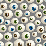 Eyeballs Royalty Free Stock Photography