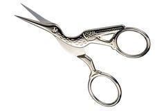 Eyebrow scissors Stock Image