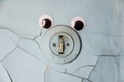 Eyed switch Stock Photo