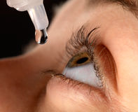 Eyedroppers Stock Image