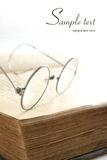 Eyeglass Royalty Free Stock Photos
