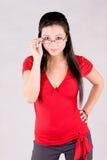 eyeglass Fotografia Stock