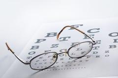 Eyeglass Stock Photography
