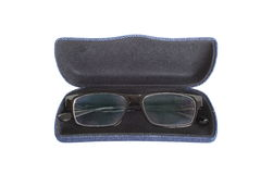 Eyeglass Royalty Free Stock Image