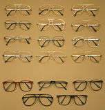 Eyeglass Frames Stock Photos