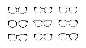 Eyeglass. Illustrator desain .eps 10 Royalty Free Stock Image