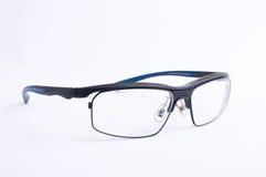Eyeglass. With isolated background in studio stock image
