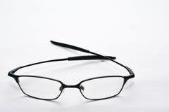 Eyeglass with white background. Stock Photo