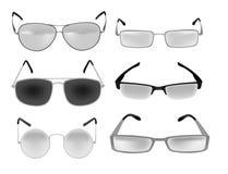 eyeglasses απεικόνιση Στοκ φωτογραφία με δικαίωμα ελεύθερης χρήσης