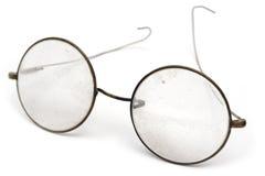 eyeglasses βρώμικα Στοκ Εικόνα