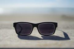 Eyeglasses в пляже океана, пляже океана, Сан-Франциско Стоковое Фото