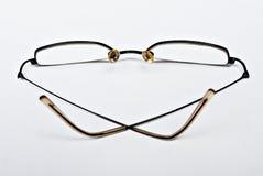 eyeglasses модные slim Стоковое фото RF