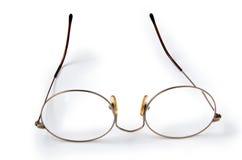 eyeglasses старые стоковые изображения rf